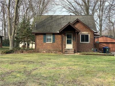 Single Family Home For Sale: 3894 Canterbury Road