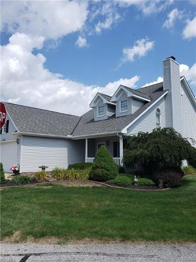 North Royalton Single Family Home For Sale: 5312 White Swan Court