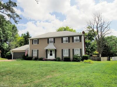 North Olmsted Single Family Home For Sale: 27051 Newton Circle