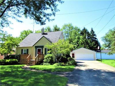 Warren Single Family Home Active Under Contract: 2920 Foster Drive