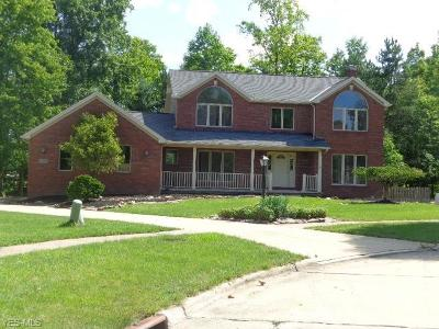 North Royalton Single Family Home Active Under Contract: 11776 Friar Post