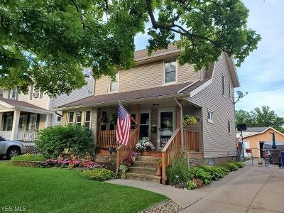 Cleveland Single Family Home For Sale: 4135 W 48th Street