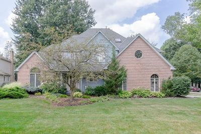 North Olmsted Single Family Home For Sale: 5590 Pheasants Walk Drive