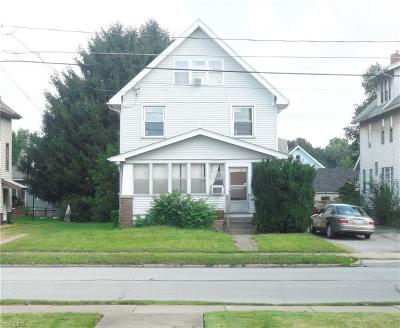 Struthers Multi Family Home For Sale: 245 Sexton Street