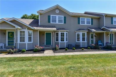 Canfield Condo/Townhouse For Sale: 6949 Tippecanoe Road