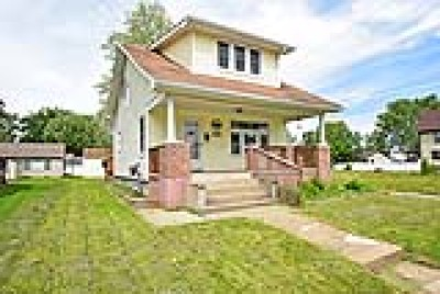Single Family Home For Sale: 332 S 15th Street