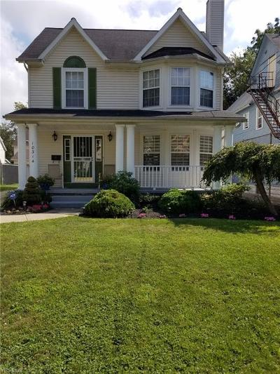Cleveland Single Family Home For Sale: 10314 Empire Avenue