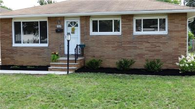 Single Family Home For Sale: 5829 Wengler Drive