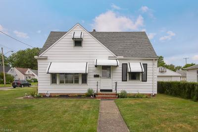 Willowick Single Family Home For Sale: 31421 Willowick Drive