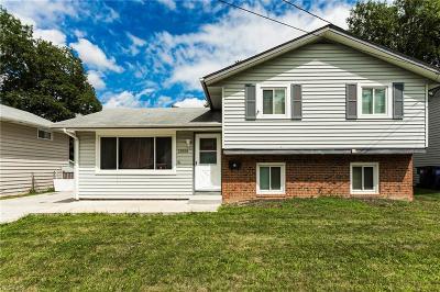 Single Family Home For Sale: 13898 Starlite Drive