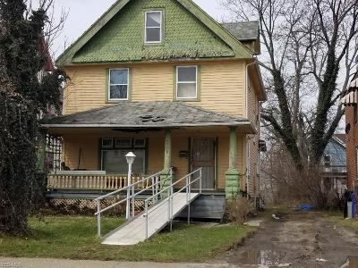 Cleveland Single Family Home For Sale: 4308 E 128th Street