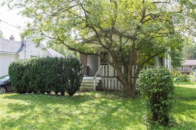 Girard Single Family Home For Sale: 2998 Tibbetts Wick Road