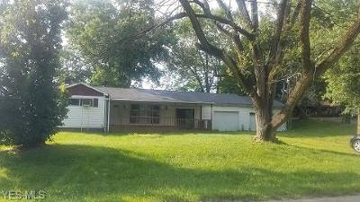 Zanesville OH Single Family Home For Sale: $47,200