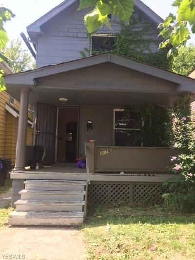 Cleveland Single Family Home For Sale: 3178 W 105 Street