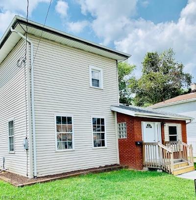 Massillon Single Family Home For Sale: 337 5th Street