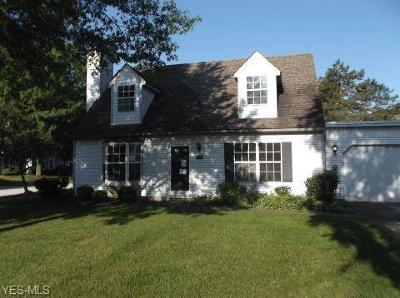 Twinsburg OH Condo/Townhouse For Sale: $109,000