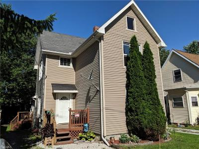 Conneaut Multi Family Home For Sale: 877 Harbor Street