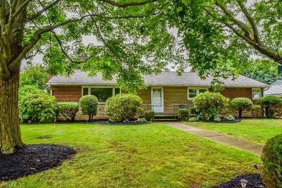 Single Family Home For Sale: 4824 Sharonwood Avenue