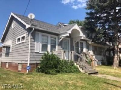 Cleveland Single Family Home For Sale: 18801 Mohawk Avenue