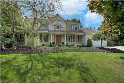Hudson OH Single Family Home Active Under Contract: $329,000