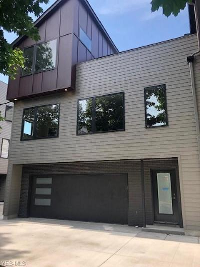 Cleveland Condo/Townhouse For Sale: 1898 E 123rd Street #B