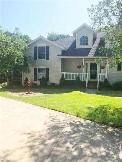 Massillon Single Family Home For Sale: 10048 Forty Corners Road