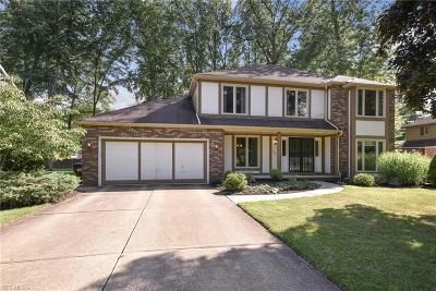Single Family Home For Sale: 25815 Briarwood Court