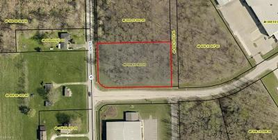 Ashtabula Residential Lots & Land For Sale: Center Road
