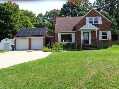 Parma Single Family Home For Sale: 7115 Ridge Road