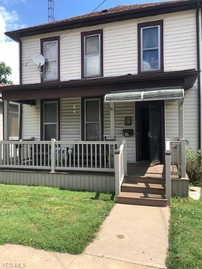 Zanesville Single Family Home For Auction: 1020 Blue Avenue