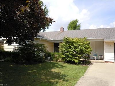 Parma Heights Single Family Home For Sale: 6512 Sherborn Road