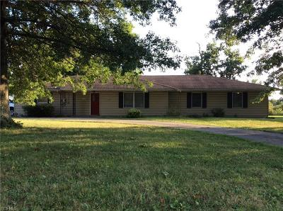 Warren Single Family Home For Sale: 1007 State Road