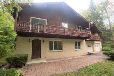 Single Family Home For Sale: 9100 E. Washington Street