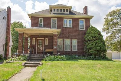 Lorain Single Family Home For Sale: 1155 W 7th Street