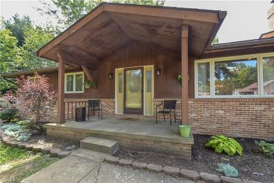 Canfield Single Family Home For Sale: 7695 W Calla