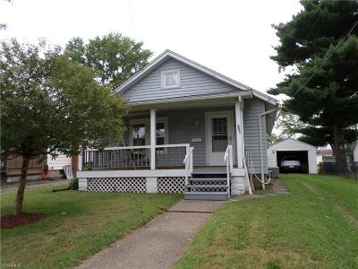 Massillon Single Family Home For Sale: 826 12th Street