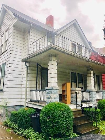 Single Family Home For Sale: 7421 Herman Avenue