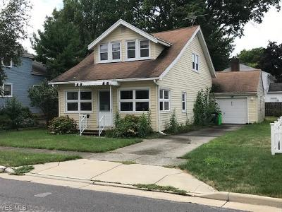 Single Family Home For Sale: 112 Moorewood Avenue