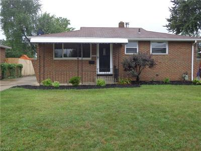 Single Family Home For Sale: 6364 Sandfield Drive