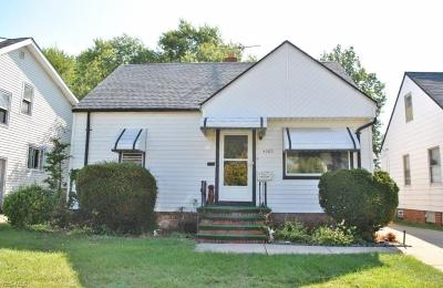 Cleveland Single Family Home For Sale: 4383 Fulton Road