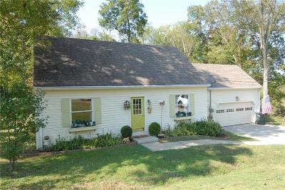 Muskingum County, Perry County, Guernsey County, Morgan County Single Family Home For Sale: 2840 Lisakim