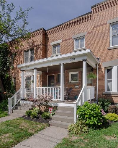 Cleveland Condo/Townhouse For Sale: 1368 W 112th
