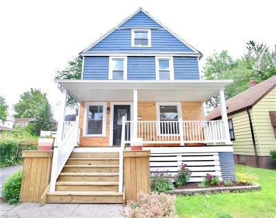 Cleveland Single Family Home For Sale: 7413 Rutledge Avenue