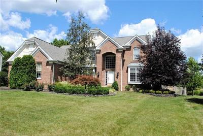 Twinsburg Single Family Home Active Under Contract: 3158 Darien Lane