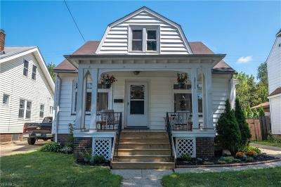 Cleveland Single Family Home For Sale: 3711 W 165th Street