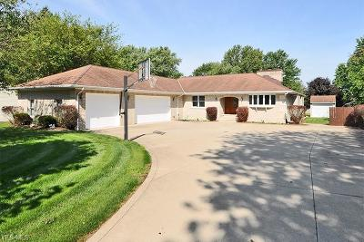 North Ridgeville Single Family Home For Sale: 34622 Chestnut Ridge Road