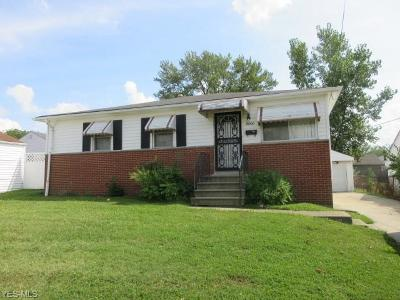 Cleveland Single Family Home For Sale: 18406 Deforest Avenue
