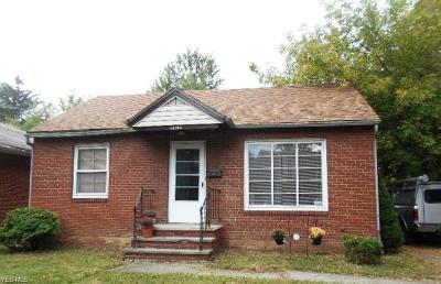 Cleveland Multi Family Home For Sale: 12054 Geraldine Avenue