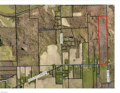 Conneaut Residential Lots & Land For Sale: Hatches Corners