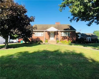 Perry County Single Family Home For Sale: 202 Highland Drive